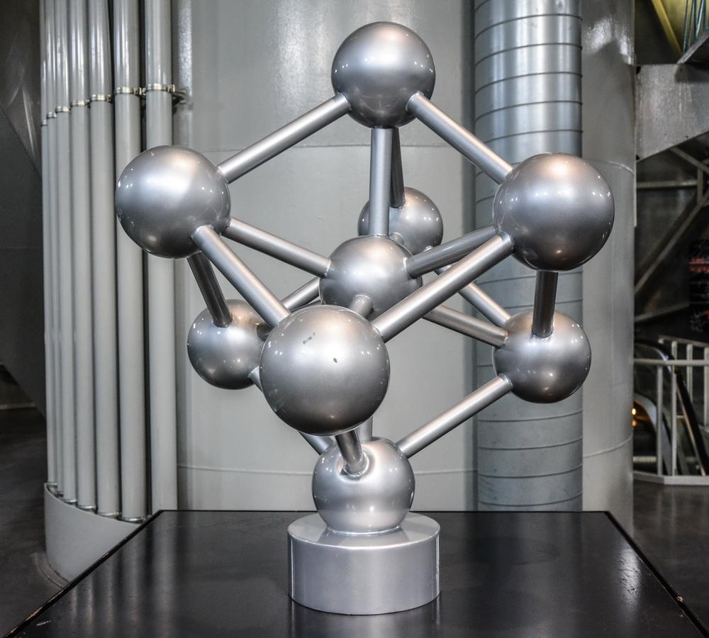 mini Atomium