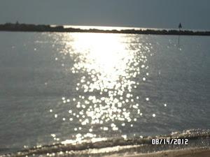 l'alba di Bellaria (Rimini)