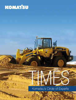 TIMES  Komatsu's Circle of Experts Information