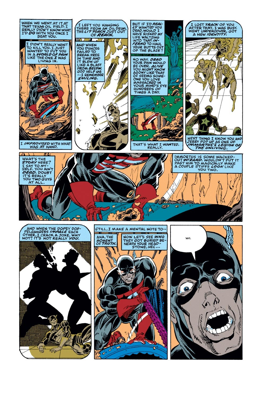 Captain America (1968) Issue #383 #316 - English 39
