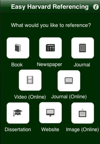 Harvard referencing online dissertation
