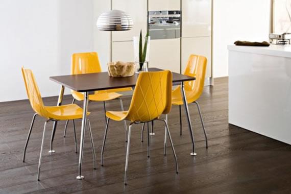 Sala de jantar moderna 3