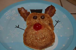 Torani Syrup Pancakes