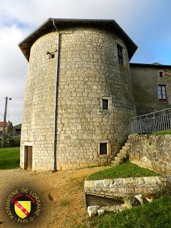 GERMINY (54) - Le château d'en-haut