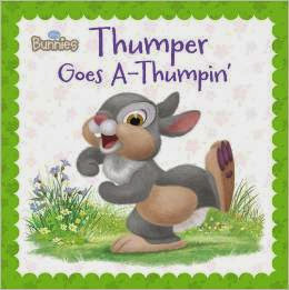 Disney Bunnies: Thumper Goes A-Thumpin'