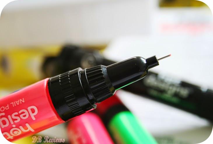 Pen Nail Art Nemiri