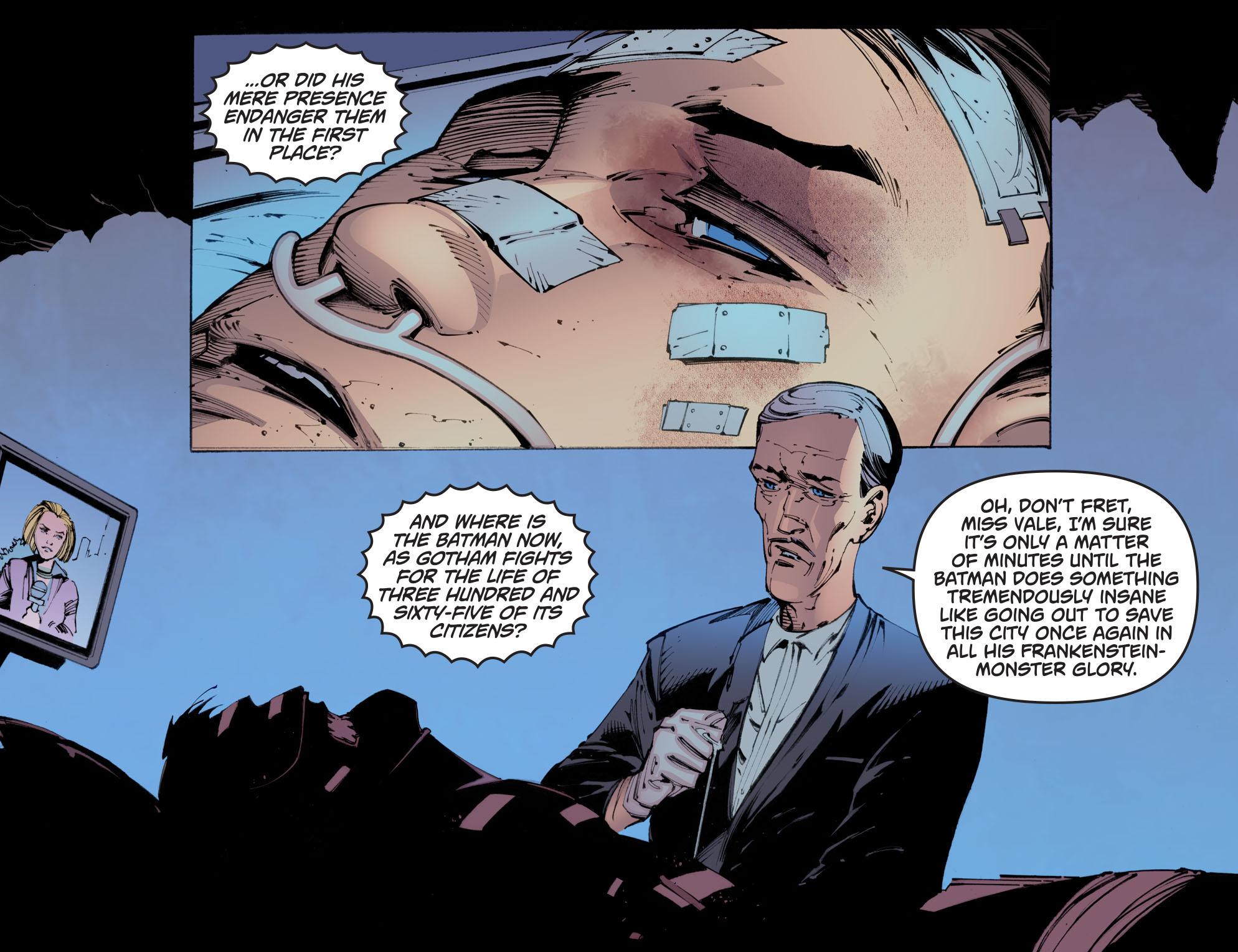 Batman: Arkham Knight [I] Issue #31 #33 - English 16