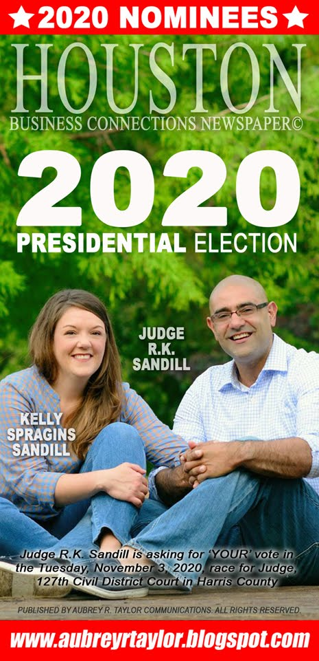 Judge R.K. Sandill Values Your Vote, Prayers, and Support!
