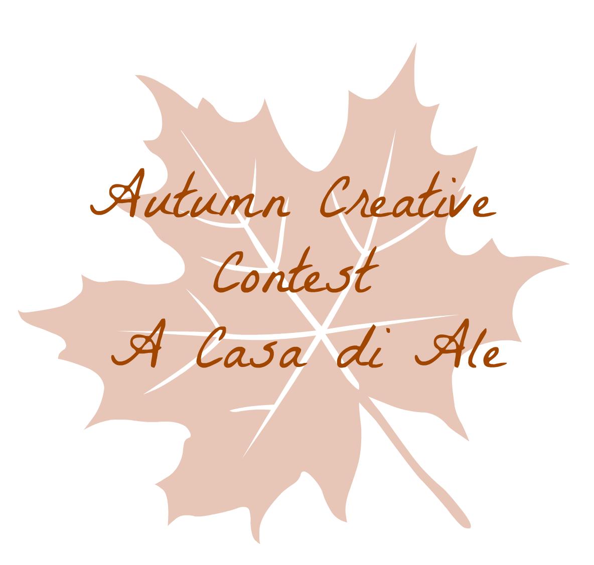 Autumn Creative Contest