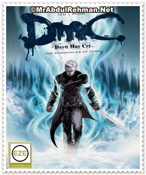 DmC Devil May Cry: Vergil's Downfall PC Game Free Download Full Version