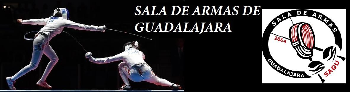 SALA DE ARMAS DE GUADALAJARA