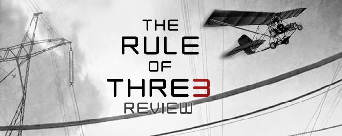 Review: The Rule of Three by Eric Walters
