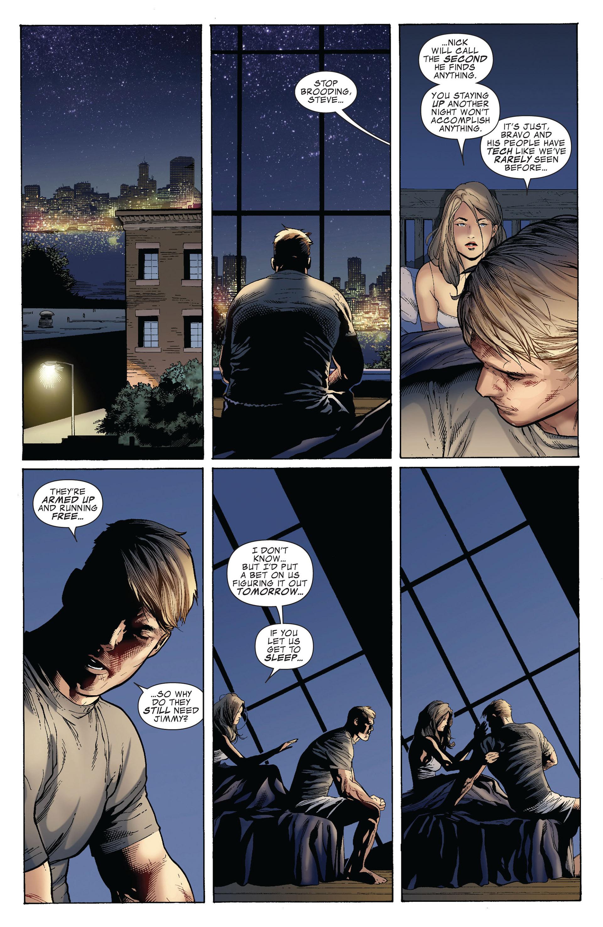 Captain America (2011) Issue #2 #2 - English 17