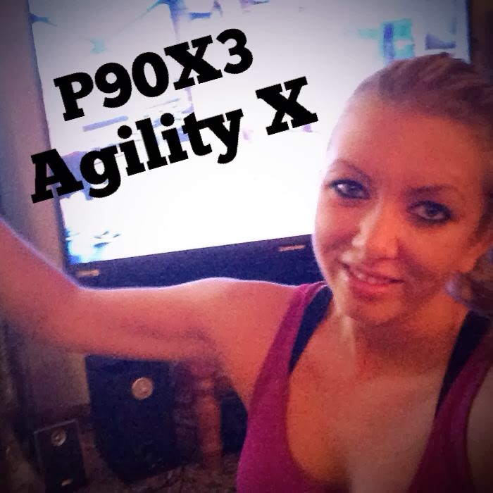 Finding The Fit Girl Inside Me: P90X3 Agility X