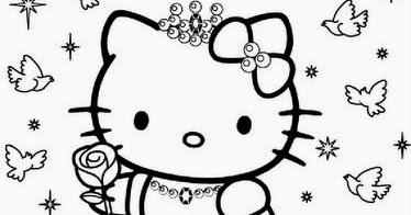 Coloriage en ligne hello kitty princesse coloriage princesse disney - Coloriage hello kitty en ligne ...