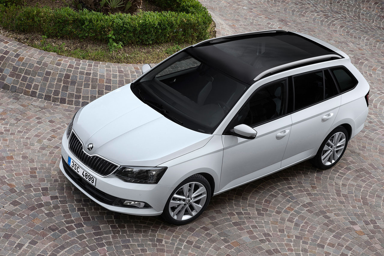 Škoda Fabia Estate