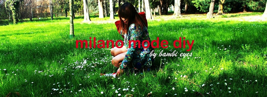 milano mode diy