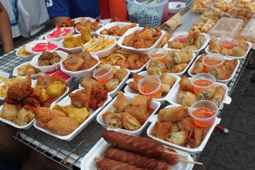 Ăn Chơi Những địa điểm ăn vặt ngon nổi tiếng đất Hà Thành Phần 2