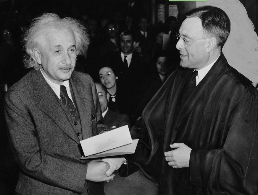 Zitate von Albert Einstein - Familienfunk