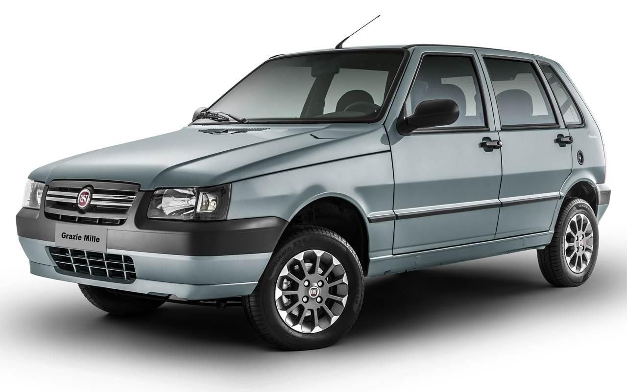 Fiat Uno Mille 2014