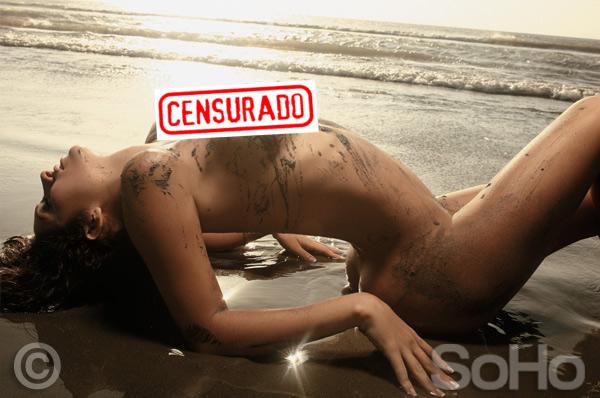 sin censura directamente en el sitio web de la revista. www.soho.com