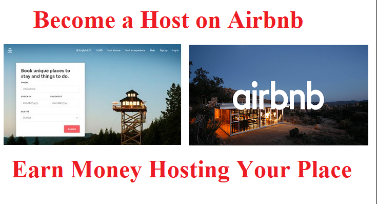 Become a Host on Airbnb | Earn Money Hosting Your Place‎