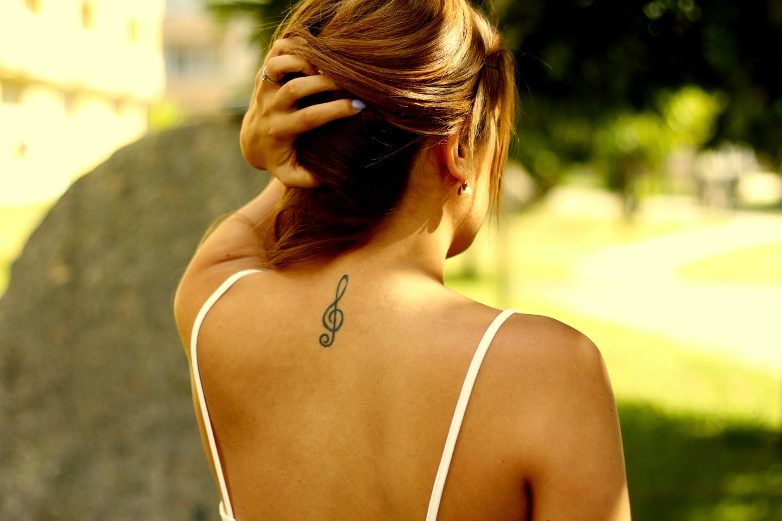 back tatto