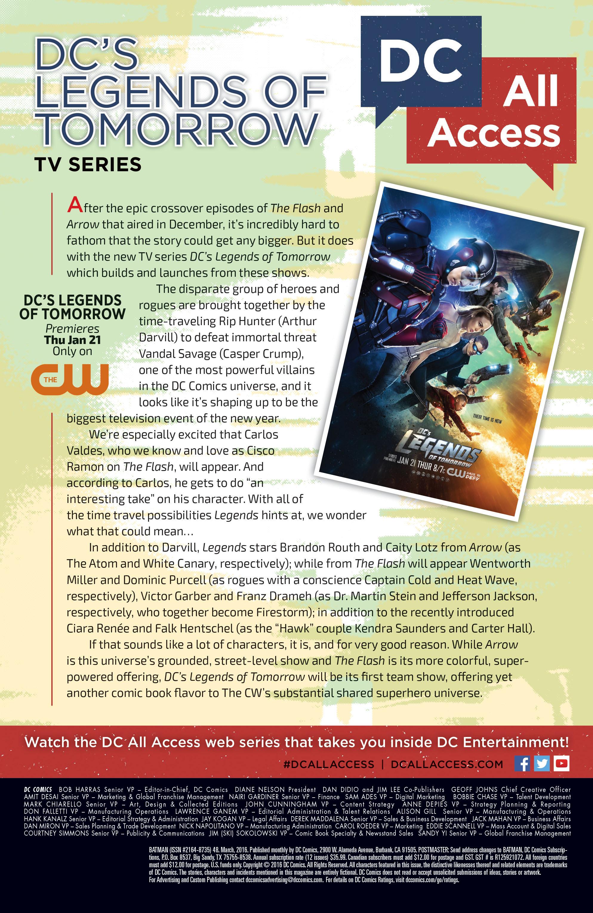 Batman (2011) Issue #48 #67 - English 26