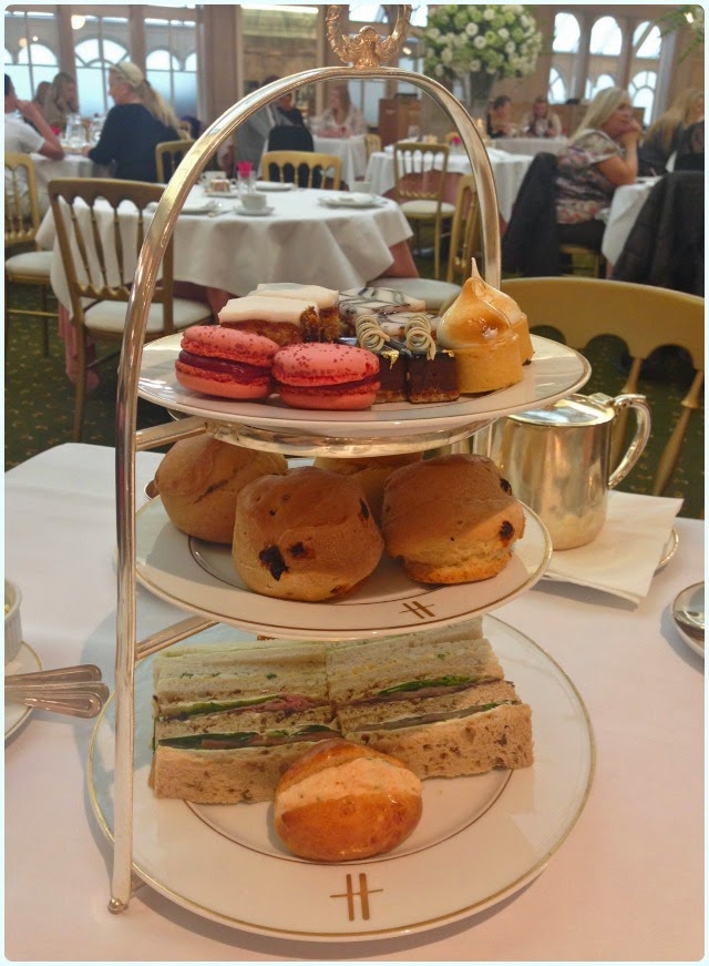Afternoon Tea at Harrods