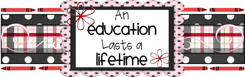 An Education Lasts a Lifetime!