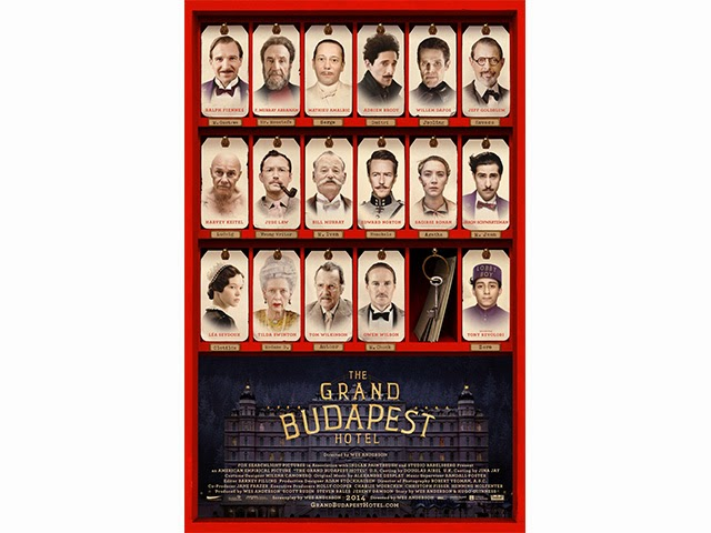The Grand Budapest Hotel [2014] 1 link