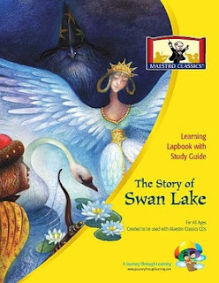 Swan Lake Lapbook from A Journey Through Learning