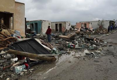 Tornado mortal en México