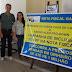 """Equipe do """"Nota fiscal gaúcha"""" da Santa Casa de Caridade intensifica campanha de cadastramento"""