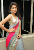 Shraddha das Latest Photos in Saree-thumbnail-10
