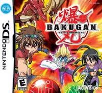 Bakugan: Battle Brawlers (U) | DS Roms