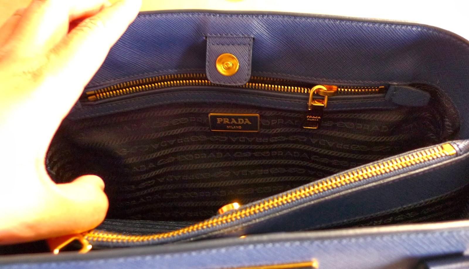 prada tessuto vernice tote - Prada Lux Saffiano BN1874 Review + Authenticate your Prada Lux ...