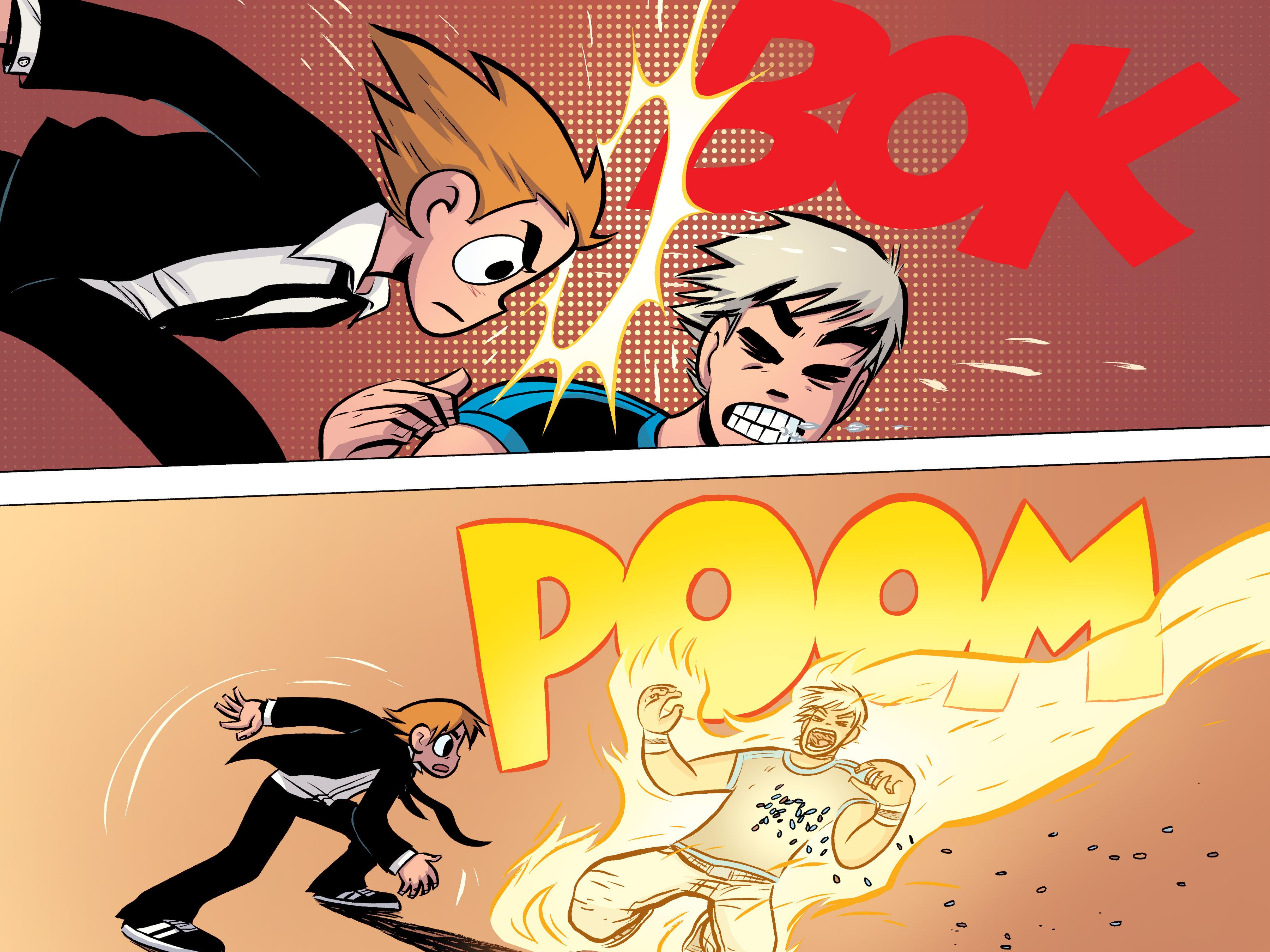 Read online Scott Pilgrim comic -  Issue #3 - 164
