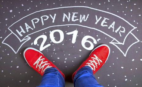 Ucapan Tahun Baru 2016