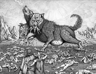 Binatang Mitologi Dunia yang Melegenda - Cerberus