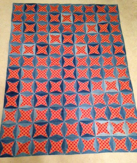 QuiltedSunshine: Denim Quilt Gallery