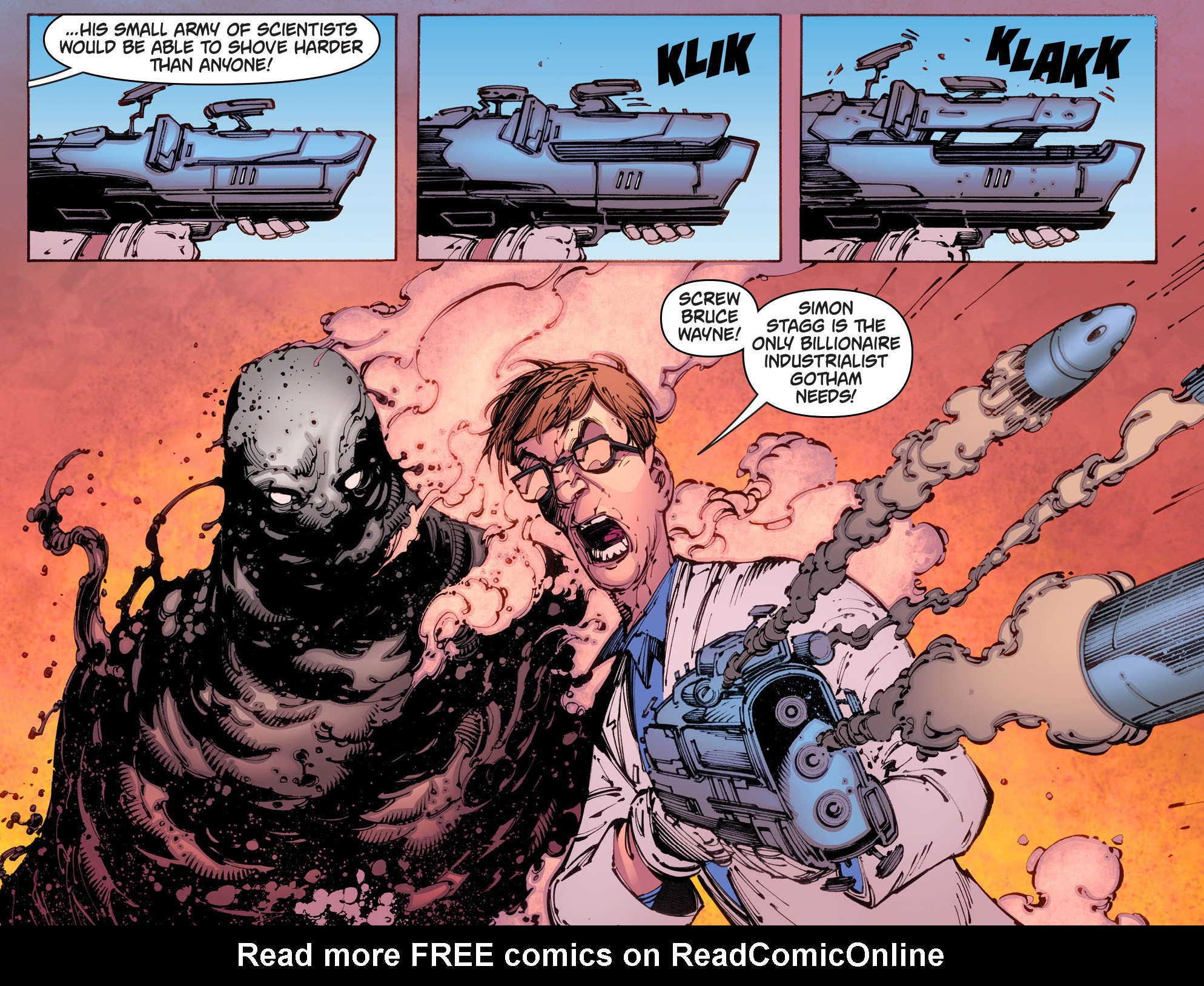 Batman: Arkham Knight [I] Issue #24 #26 - English 12
