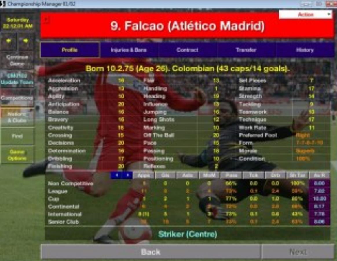 Русификатор Championship Manager 01 02