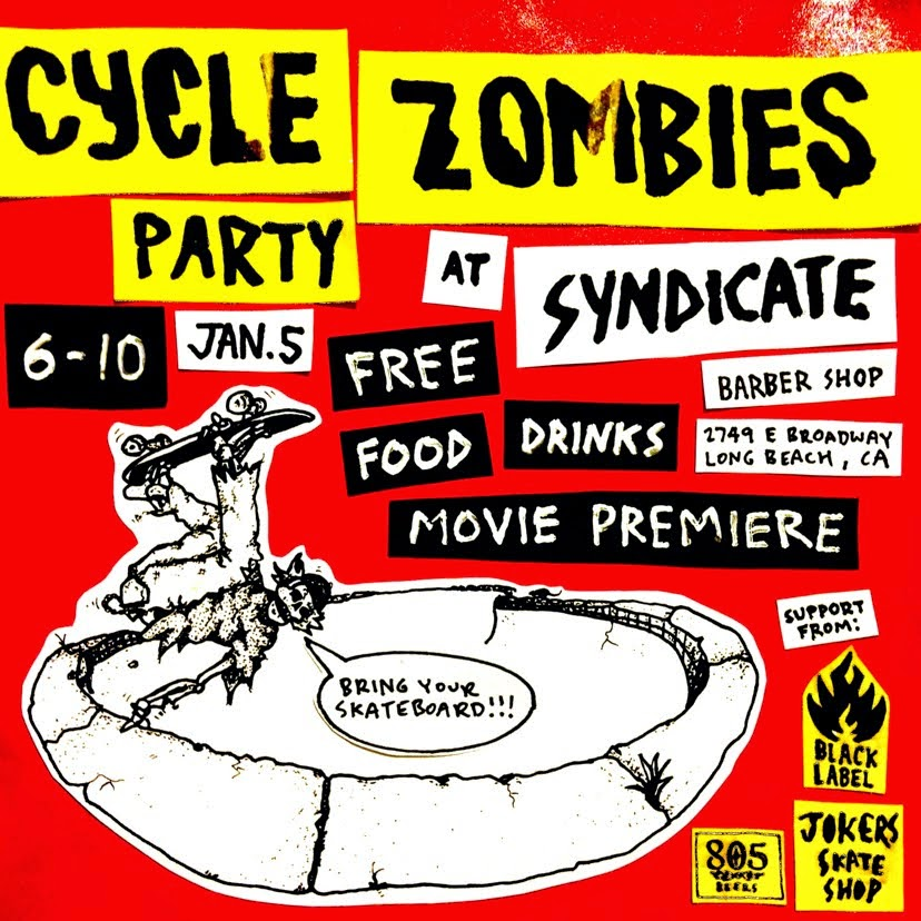 cycle zombies blog