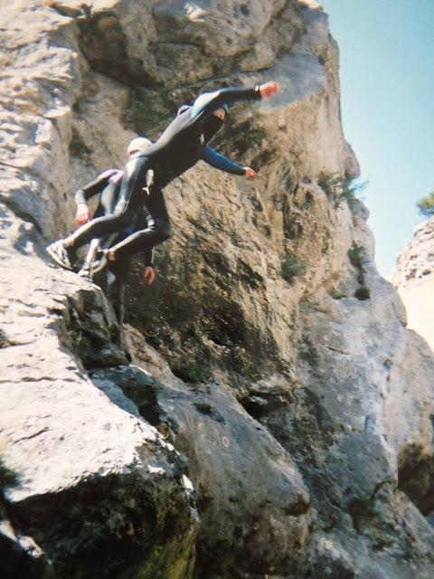 Canyoning: Pyreneeën