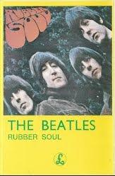 Album rubber Soul the Beatles