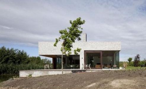 Minimalist Villa Simple Design Architecture  Z-Set