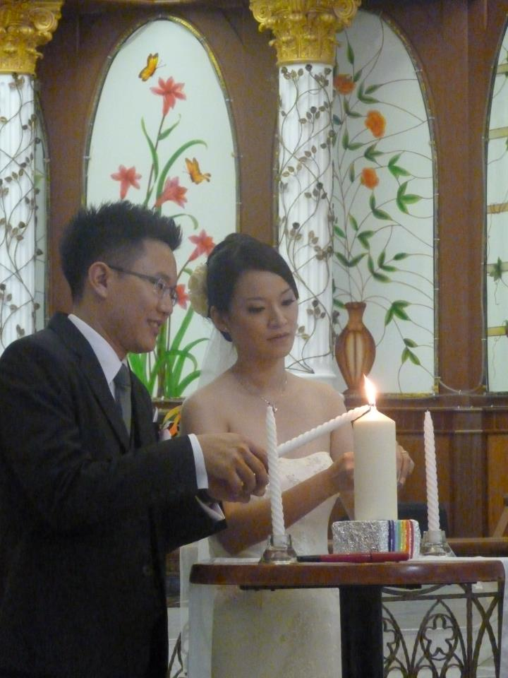 Porridge For The Soul Lighting The Unity Candle Its Symbolic Meaning