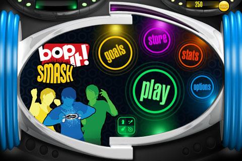 BOP IT! SMASH Free App Game By Chillingo