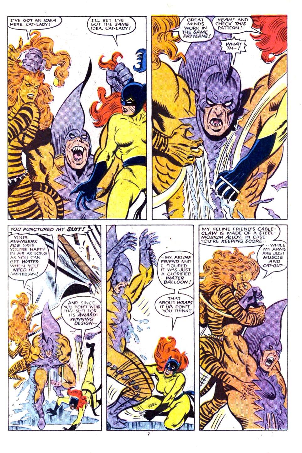 Captain America (1968) Issue #323b #252 - English 8